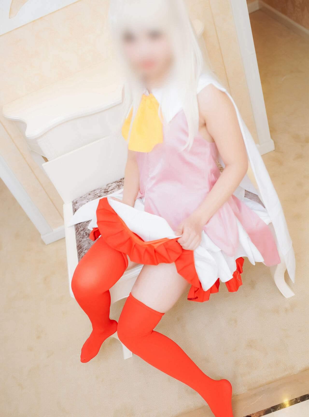 【Cosplay】【少女映畫】魔法少女伊莉雅 伊莉雅 COS-第3张