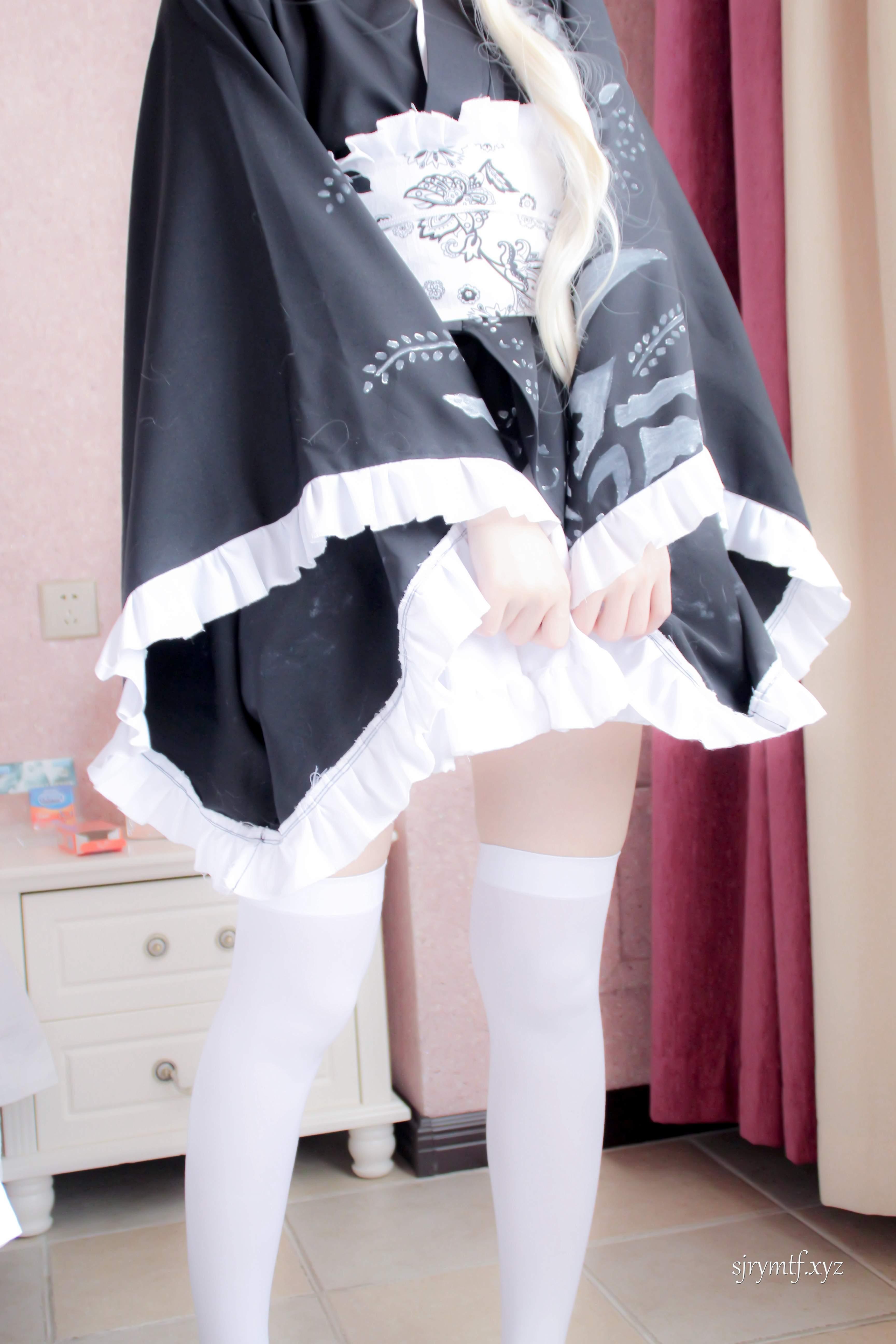 【Cosplay】【少女映画】春日野穹 和服 32p COS-第2张