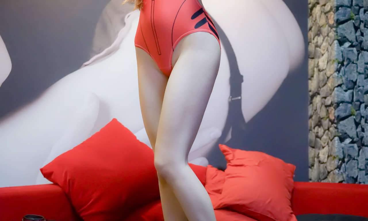 【Cosplay】【少女映畫】明日香 Asuka langley soryu COS-第3张