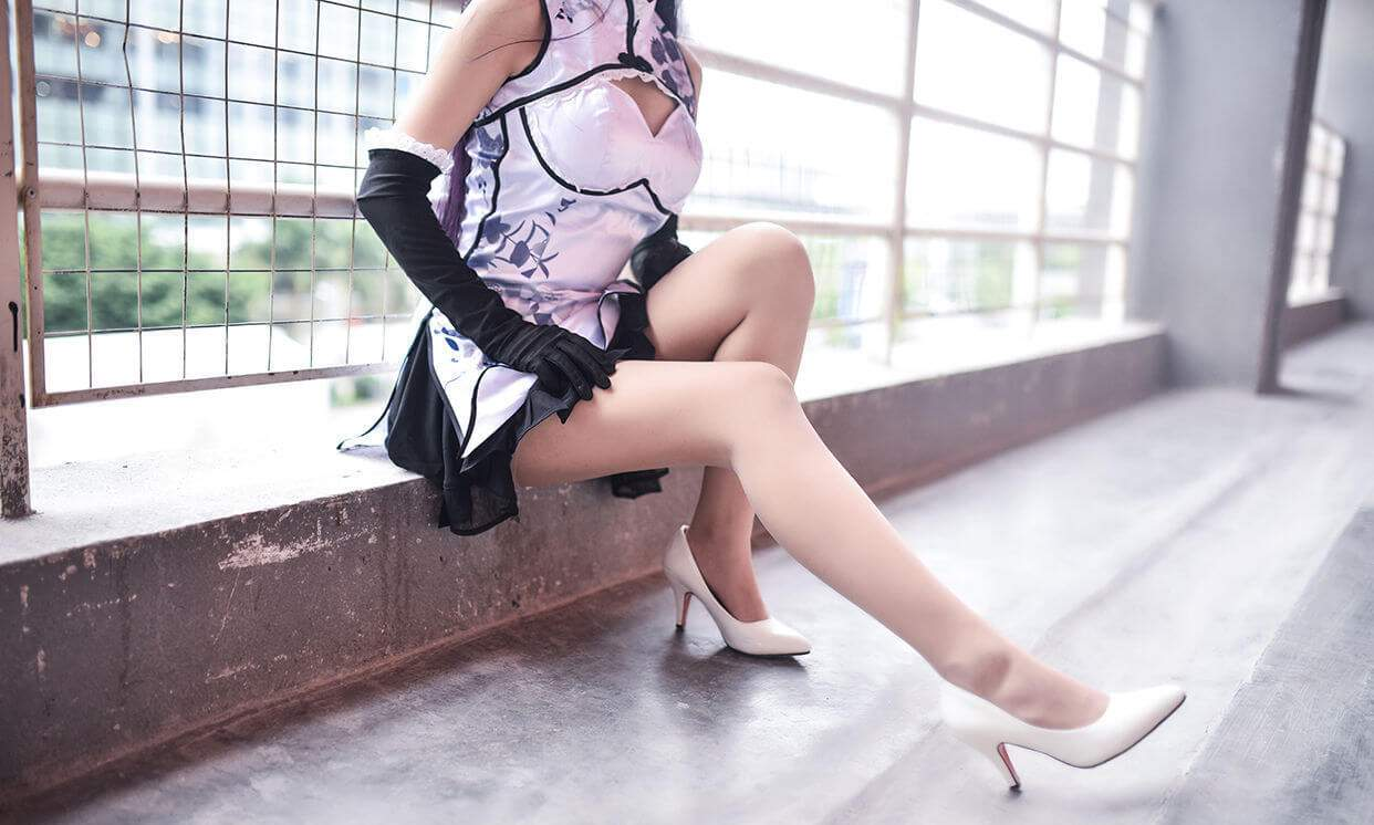 【Cosplay】艳娘幻梦潭 瓶儿 COS-第3张