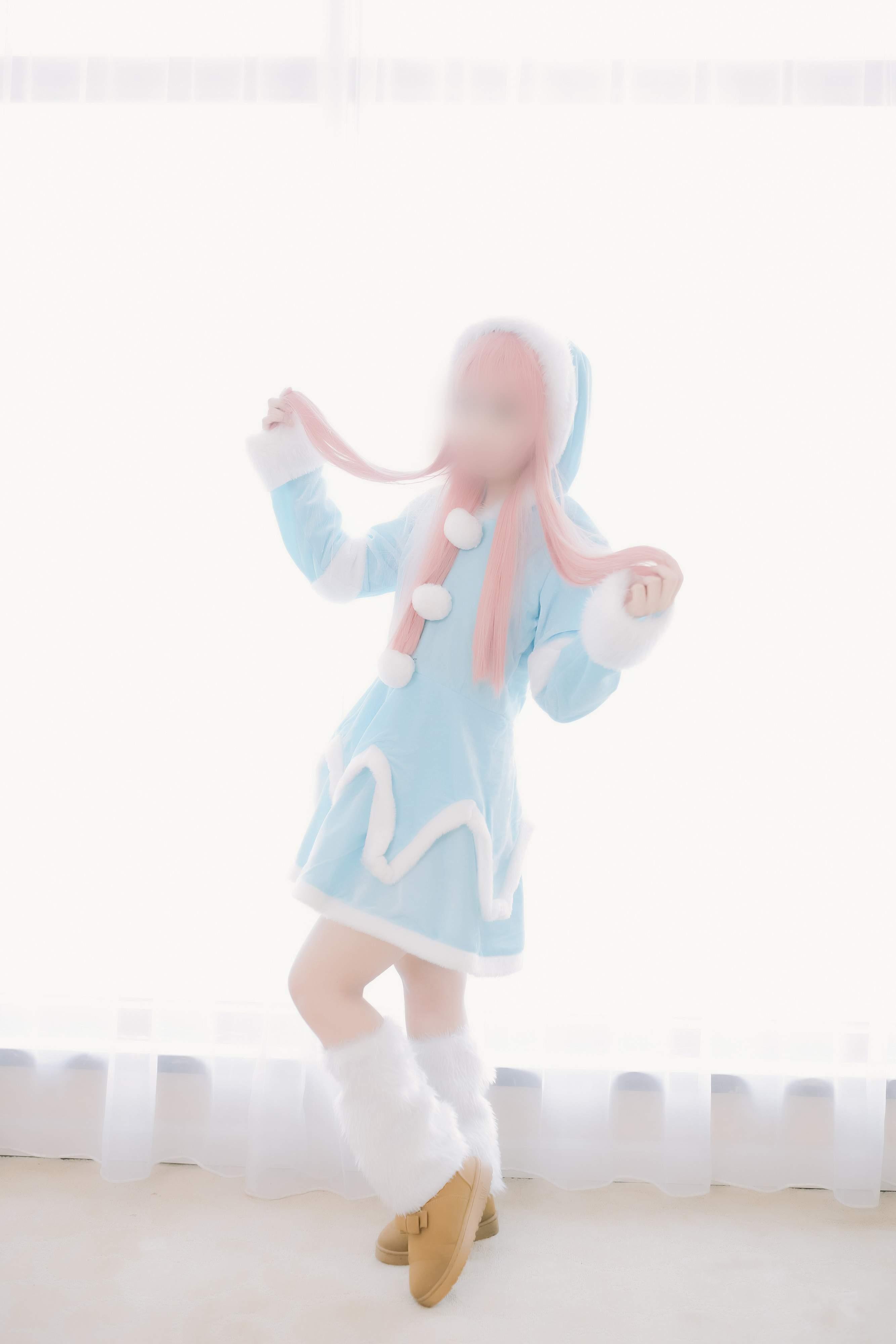 【Cosplay】【少女映画】冰霜烈焰·安妮 60p COS-第2张