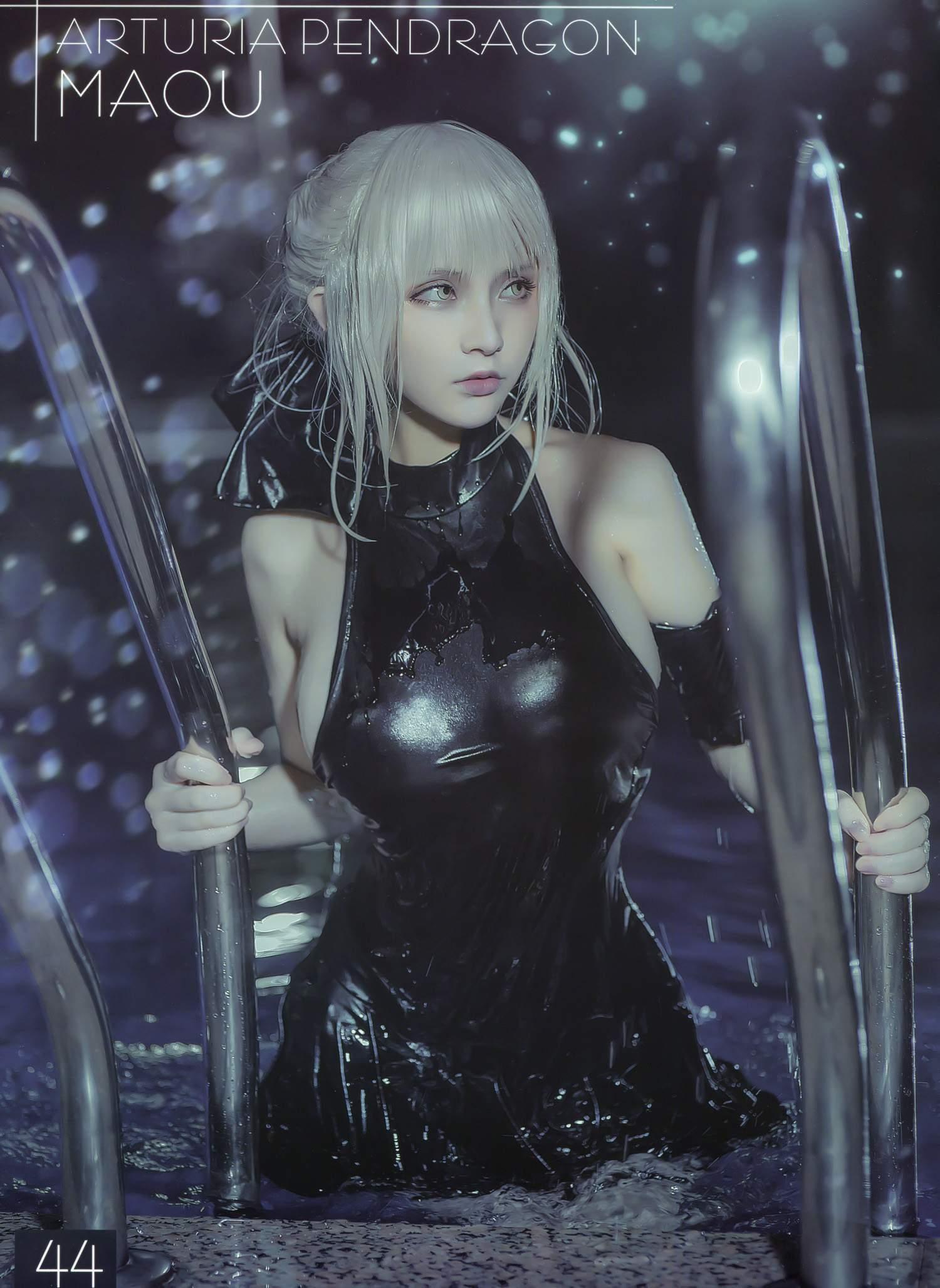 【Cosplay】在下萝莉控ii 魔王cosplay fgo[62P/36M] COS-第3张