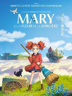 《玛丽与魔女之花》中文字幕/百度网盘免费下载 动漫-第1张