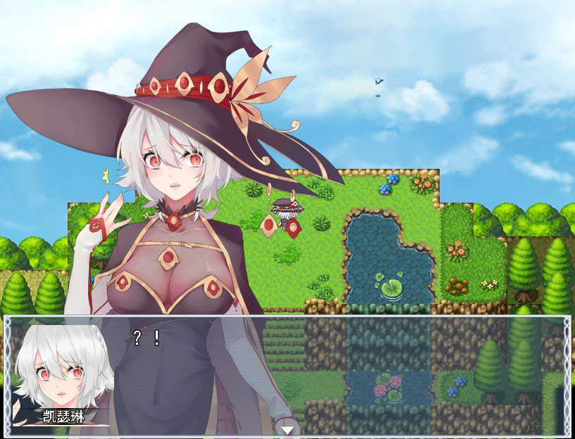魔女秘药 witch elixir 中文V0.26版 电脑端-第2张