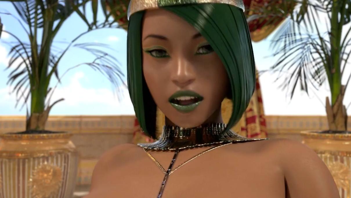 肉欲的冒险4~埃及艳后汉化版★人体蜈蚣【1080P】 3D动漫-第3张