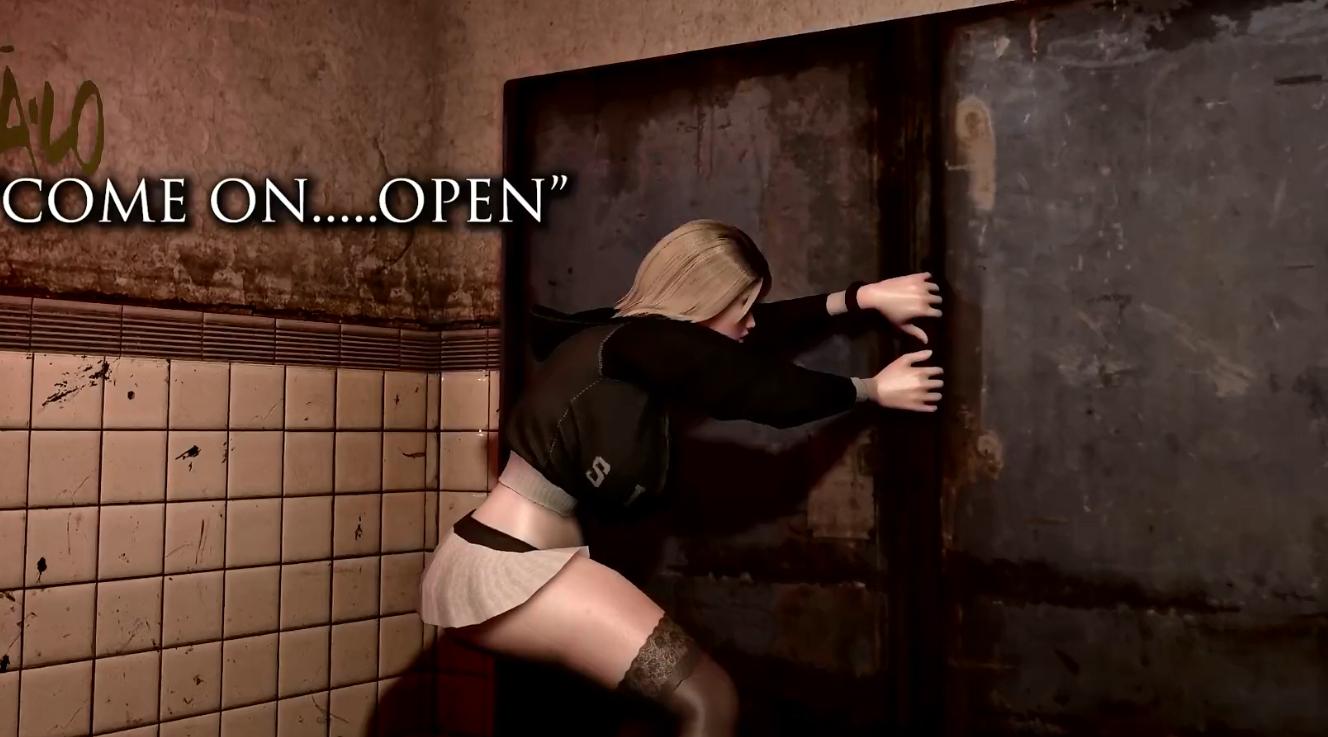 和夜魔被锁在一起~Locked in the Dark【HD高清】【新作/200M】 3D动漫-第2张