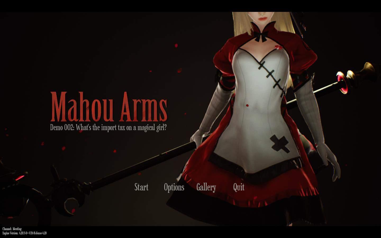 魔道兵装:Mahou Arms 【2G】 电脑端-第1张