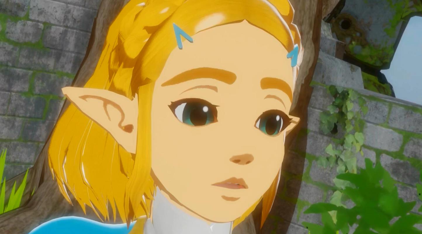 Fugtrup大神塞尔达传说公主及林克合集【482M】 3D动漫-第1张