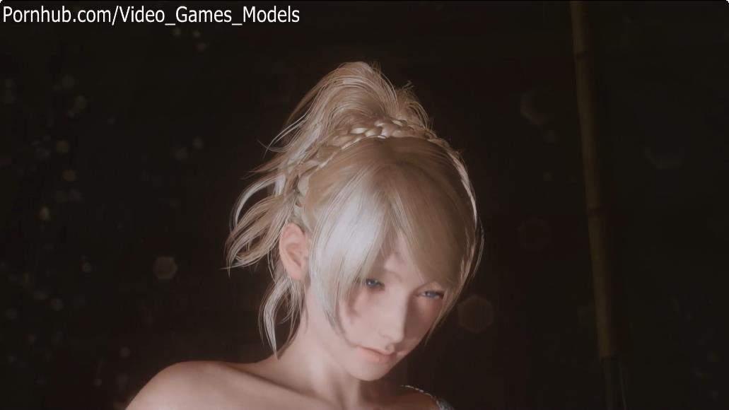 最终幻想15:露娜的社保同人!1080HD版 3D动漫-第1张
