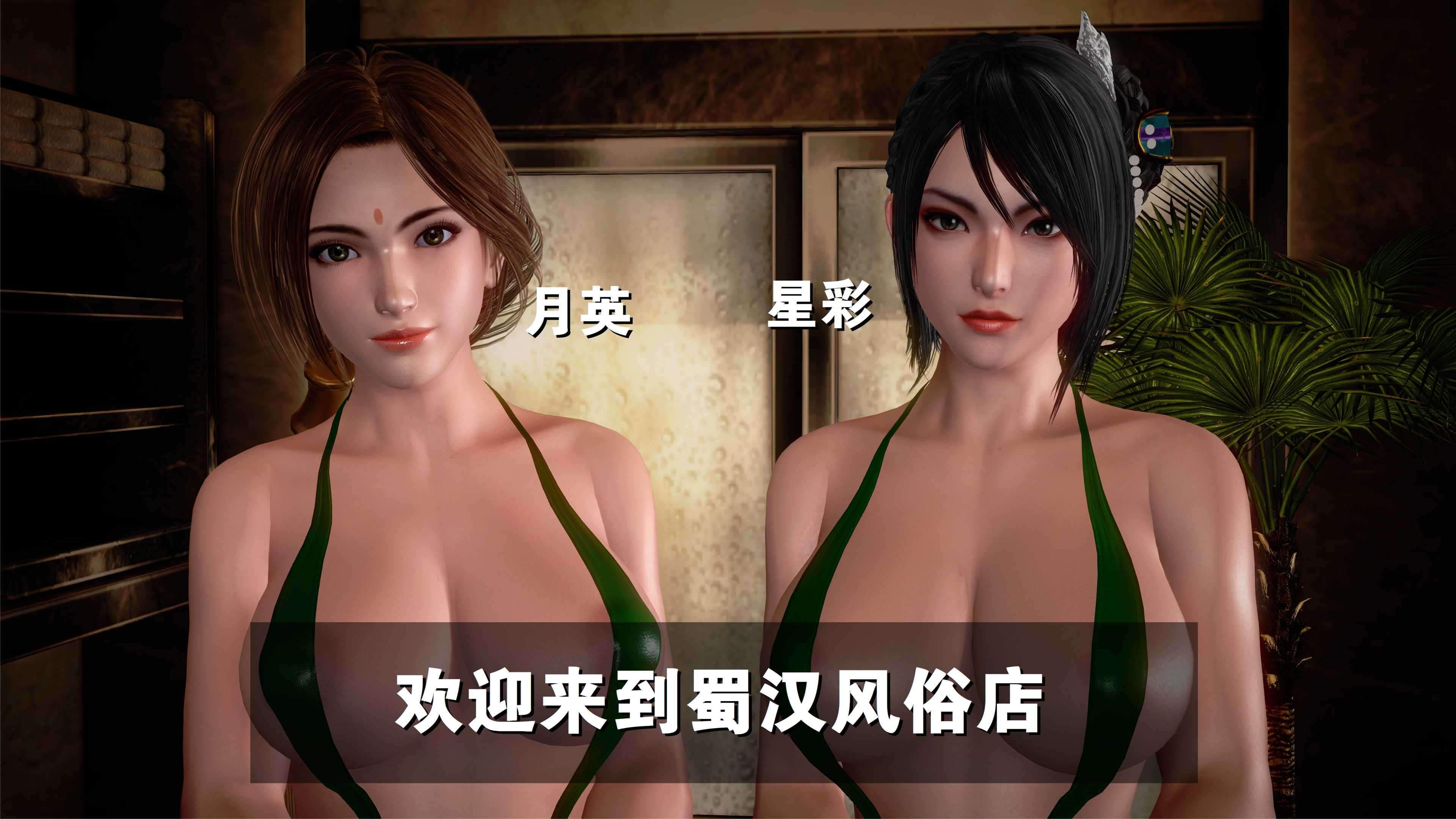 蜀汉风俗店+百合风俗店1-3+沉沦+碎片+熟女百合+其他
